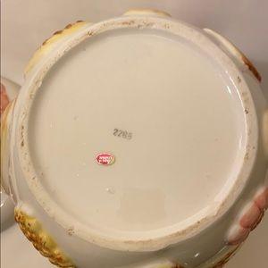 """Vintage Kitchen - Napco """"Cookies All Over"""" Cookie Jar"""